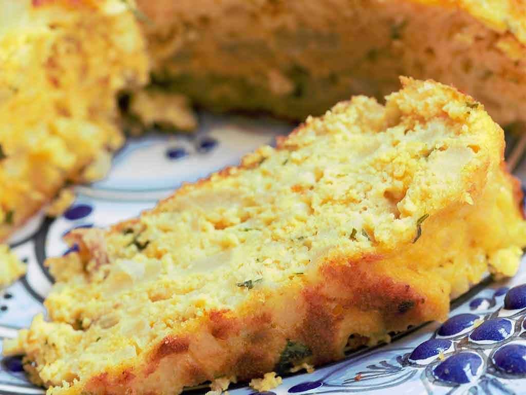 La Torta de Hueva de Lisa es una excelente opción para esta temporada de Semana Santa. De mis Platillos de Cuaresma Predilectos.