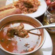 Sopa de Ostiones
